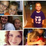 My nieces and nephew
